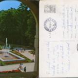Carti Postale Romania dupa 1918 - GOVORA - Parcul