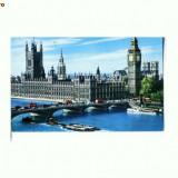 CP178-57 The Houses of Parliament, London(Londra)-necirculata - Carti Postale Romania dupa 1918