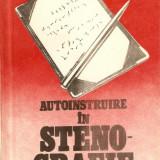 Carte tehnica - Autoinstruire in Steno-grafie