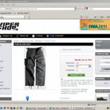 Pantaloni BDU (trupe speciale) - Pantaloni dama
