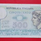 Bancnota Straine, Europa - 500 lire Italia