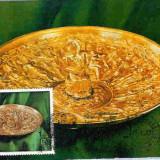 Ilustrata maxima Tezaurul de la Pietroasa - patera