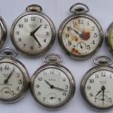 7 ceasuri vechi de buzunar defecte - de colectie