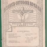 Revista Biserica Ortodoxa Romana - nr.12/decembrie 1932 - Carti Istoria bisericii