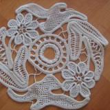 Mileu macrame - tesatura textila