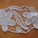 tesatura textila - Mileu macrame