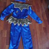 Haine Copii 7 - 9 ani - Costum carnaval strumf 6-7 ani