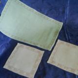tesatura textila - Set 3 bucati mileuri din in
