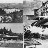 ANS 4 VED ROM;BORSEC, MAMAIA, GEOAGIU BAI 2 -IV0-217 - Carti Postale Romania dupa 1918