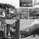 ANS 4 VED ROM;ORADEA, BORSASANGEORZ BAI, PIATRA CRAIULUI-IV0-216 - Carti Postale Romania dupa 1918
