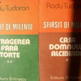 RADU TUDORAN-SFARSIT DE MILENIU VOL.1.2.