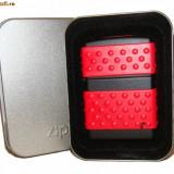 Bricheta Zippo - Zippo Zip Guard Red -RARA