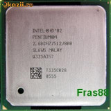 Vand Procesor Intel Pentium 4 2.6 Ghz - Procesor PC, 2.5-3.0 GHz, Socket 478