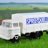 Macheta auto - Macheta camion IFA, 1:87
