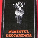 ADRIAN PAUNESCU - PAMANTUL DEOCAMDATA. SONETE