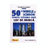 50 de modele de SCRISORI pentru gasirea unui loc de munca
