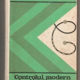 (C494) CONTROLUL MODERN AL CALITATII PRODUSELOR DE FLORIN VASILIU