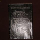 Istorie - ISTORIA IEROGLIFICA - DIMITRIE CANTEMIR