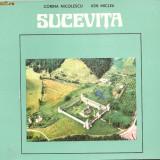 Carte Geografie - (C909) SUCEVITA DE ION MICLEA, EDITURA SPORT - TURISM, BUCURESTI, 1977, TEXT DE CORINA NICOLESCU