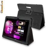 Husa Tableta - Toc piele Case Cover Samsung Galaxy Tab 10.1 P7100 husa