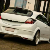 Vand prelungire bara spate Opel Astra H GTC OPC line - Spoiler