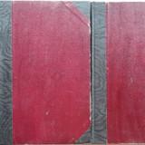 Carte Editie princeps - Liviu Rebreanu, Rascoala, 2 volume interbelice in legatura frumoasa