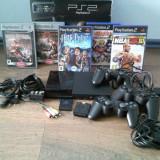 PlayStation 2 Sony - PLAYSTATION SCPH-90004 CU 4 JOCURI INCLUSE