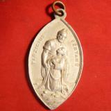 Metal/Fonta - Medalion Religios Maghiar inc.sec.XX
