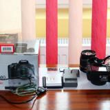 Canon 400D + 18-55 IS + accesorii - DSLR Canon
