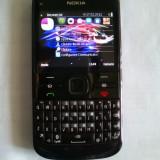 Vand nokia e5 - Telefon mobil Nokia E5, Negru