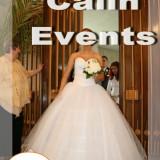Rochie de mireasa Calin Events cu Cristale Swarovski