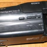 Camera video sony, CCD