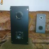 BOXE HIFI TIP MONITOR PE 2 CAI (COMPRESIE)