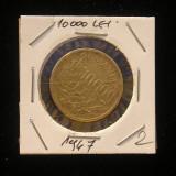 CMR1 - 10 000 LEI 1947 - Moneda Romania