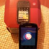 Motorola fire xt311 - Telefon Motorola, Negru, Neblocat, Smartphone, Touchscreen+Taste, 3.15 MP