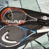 Racheta tenis de camp Head - Vand palete de tenis din nanotitan stare excelenta