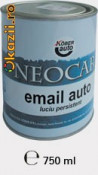 Vopsea Email Auto Neocar KOBER 0,75 foto