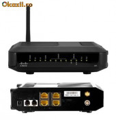 Router WIFI Cisco epc2425 nou, in cutie foto
