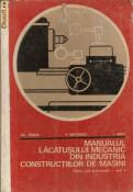 Manualul lacatusului mecanic - Gh.Tanase / V.Nicolescu foto
