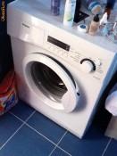 Masina de spalat rufe Haier foto