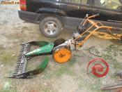 moto cositoare  rotax foto