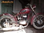 Motocicleta MZ 125 ,an 1960 foto