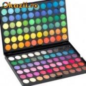 trusa, paleta de farduri 120 culori, truse, palete pentru ochi Make-up, pt machiaj foto