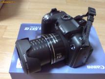 Aparat foto CANON PowerShot SX1 IS  made in japan Canon SX1IS cel mai reusit aparat foto compact de pana acum foto
