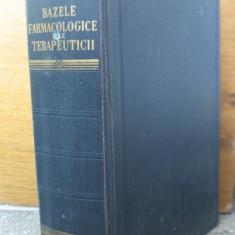 Louis S. Goodman- Bazele farmacologice ale terapeuticii - Carte Farmacologie