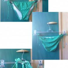 Costum de baie Victoria`s Secret, Khaki, Doua piese, S