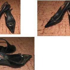 Pantofi Bandolino marimea 38 - Pantofi dama, Marime: 36.5, Fuchsia