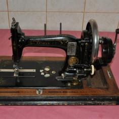 Masina de cusut manuala SEIDEL & NAUMANN - 1870