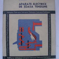 T. Canescu, s.a. - Aparate electrice de joasa tensiune (1977) - Carti Electronica