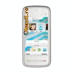 NOKIA 5230 - Telefon mobil Nokia 5230, Gri, Neblocat